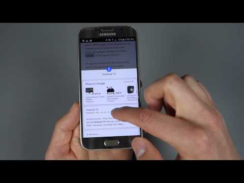 Chrome Touch To Search Is Awesome, But Isn't Google Now On Tap