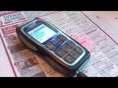 An Old Nokia Phone Ringtone Test
