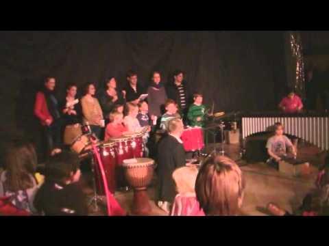 Multikulturelles Musikfest in die Graefe Schule