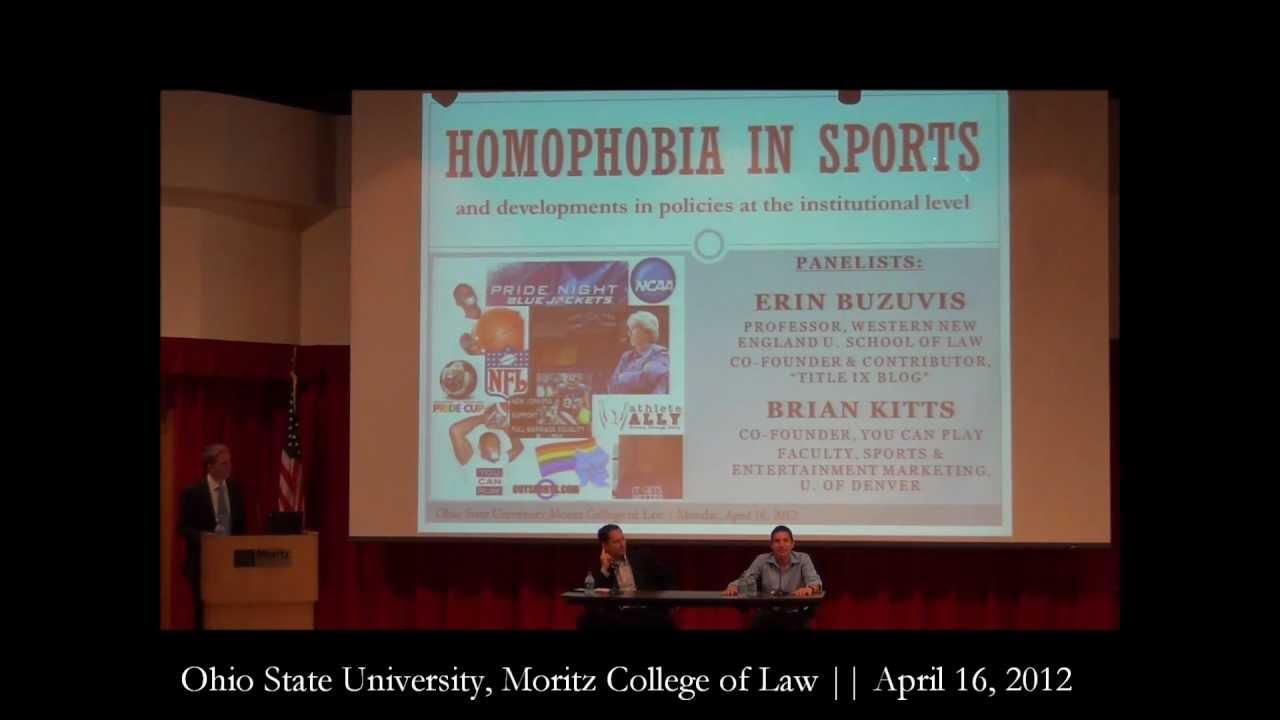 masculinity as homophobia