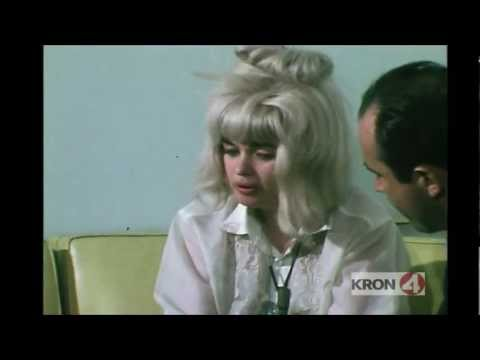 Jayne Mansfield on visiting U.S. troops in Vietnam (1967) - from THE EDUCATION ARCHIVE