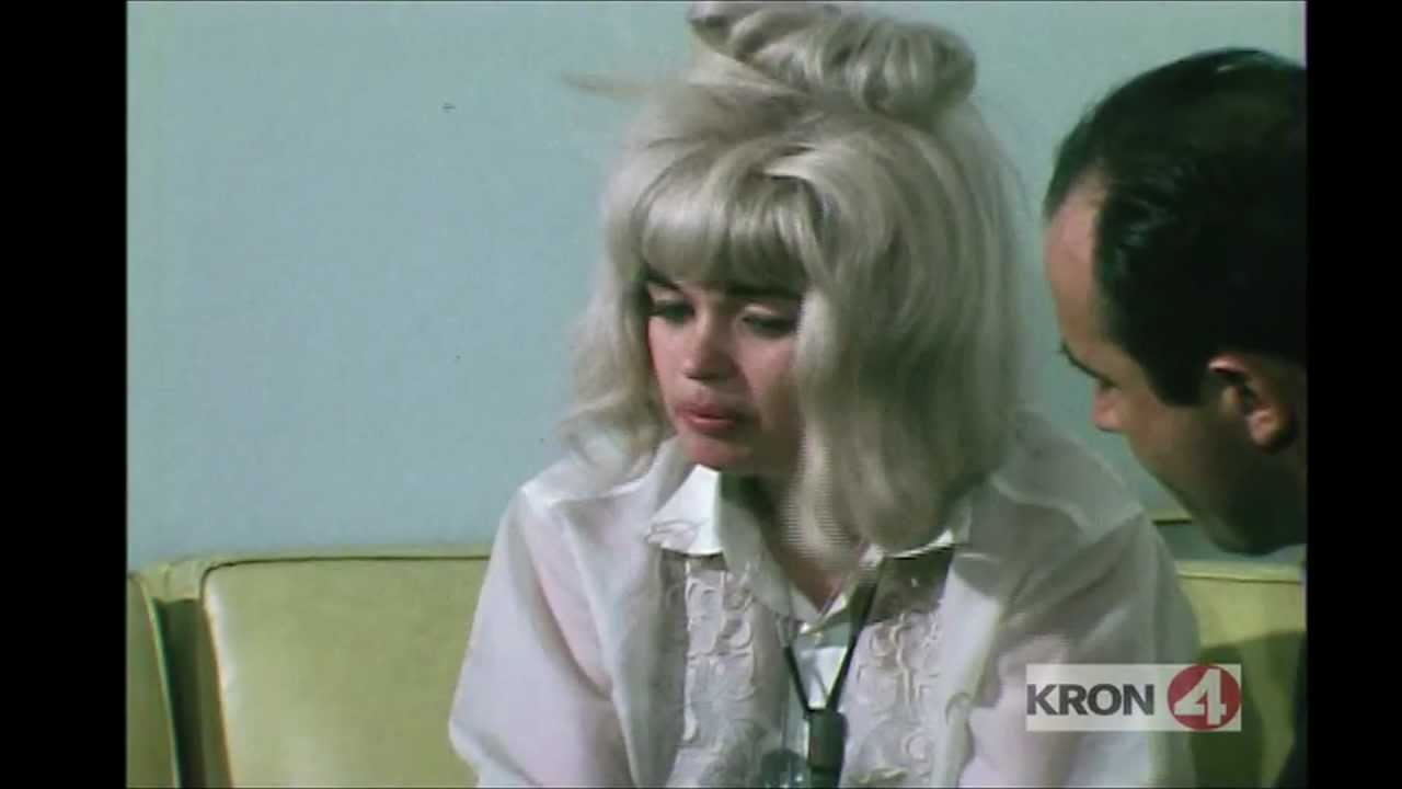 Jayne Mansfield on visiting U.S. troops in Vietnam (1967) - from THE ...