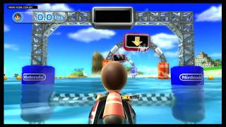 Wii Sports Resort - Power Cruising (Jet ski) - Nintendo Wii - VGDB