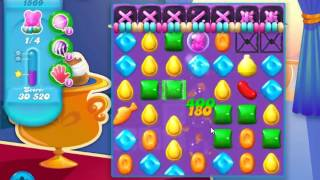 Candy Crush Soda Saga Level 1569 - NO BOOSTERS