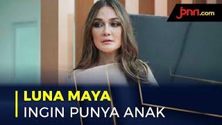 Luna Maya Ingin Punya Anak Seperti Gempi - JPNN.com