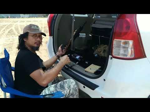 FISHING POLE INVERTED V DIPOLE - QRP