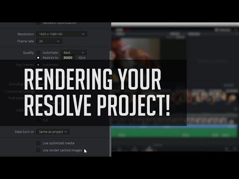 Best Render Settings in DaVinci Resolve - My Resolve Export Codecs N Stuff