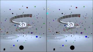 3D Ohne Brille (funktioniert wirklich) Tipp:Mit vollbild funktioniert es besser!!!