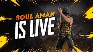 Team SouL Live Scrims   New Setup   SoulAman   Pubg Mobile