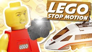 LEGO STOP MOTION MAKEN! - Nailed it #25