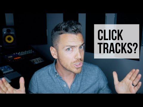 5 Reasons You SHOULD Record To A Click Track – RecordingRevolution.com