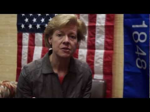 Tammy Baldwin: On the Mortgage Bank Settlement and Gov. Walker