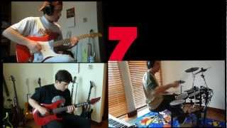 The White Stripes - Seven Nation Army instrumental cover