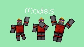 How to make a model of your self on roblox