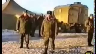 Чечня Вторая чеченская война 2000г