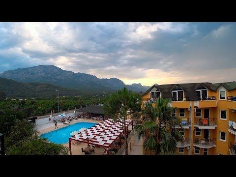 Ares Hotel Kemer 3 обзор номера