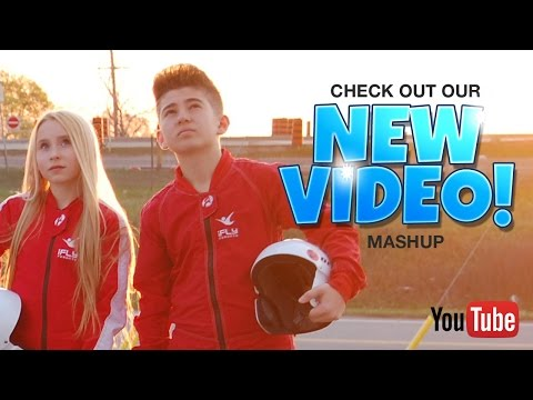 """""""Don't Let Me Down""""/""""Never Forget You"""" Mashup (Cover) 