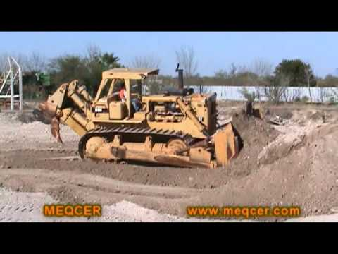 TRACTOR SOBRE ORUGAS CAT D9H // 5101009 MEQCER CERRALVO LUIS LAURO RIOS ...