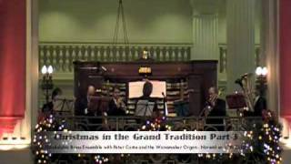 Christmas in the Grand Tradition Part-3 Wanamakers Philadelphia Pa 11-27-2010