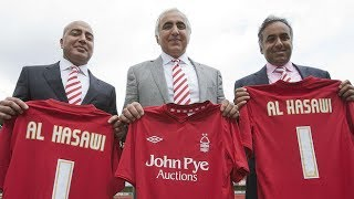 Nottingham Forest - The Al Hasawi Years