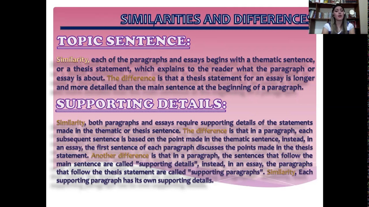 Critical essay on journal article