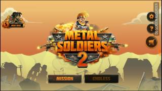 Video Metal Soldier 2 android gameplay download MP3, 3GP, MP4, WEBM, AVI, FLV Desember 2017