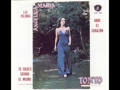 """ANGELICA MARIA """"LAS PALOMAS"""""""