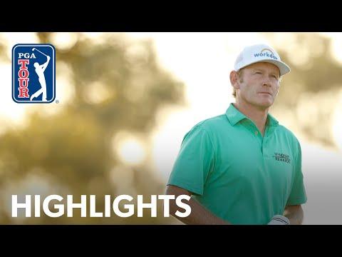 Highlights | Round 1 | Vivint Houston Open 2020