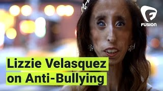 Lizzie Velásquez has a message for the next president