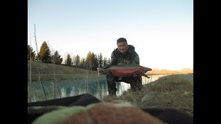 Trout fishing the hydro channels 2019 nz