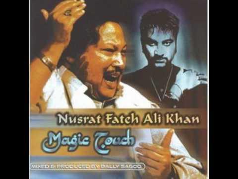 Nusrat Fateh Ali Khan - Magic Touch - Sahnoon Rog Laan Valia