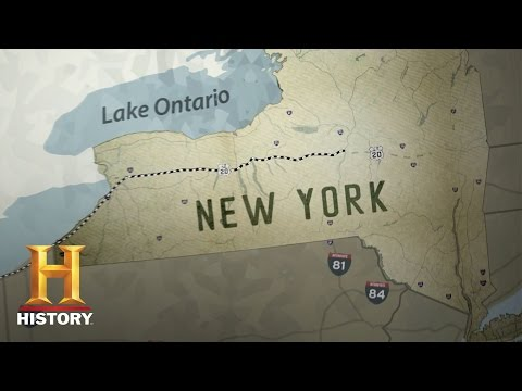 Postcards from Route 20: New York State's Stops (Extended)   Powered by RAM Trucks   History