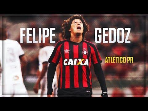Felipe Gedoz ● Skills & Goals ● Atlético Pr - 2017   HD