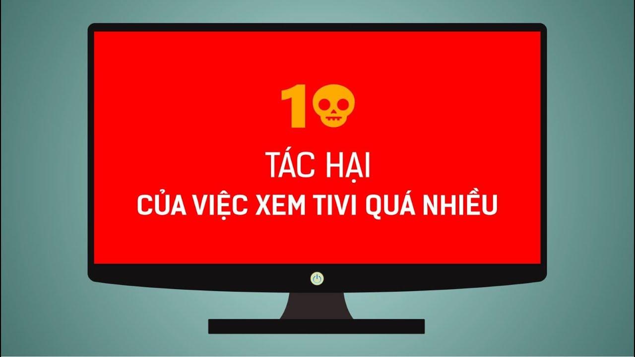 10 tác hại của việc xem TiVi nhiều - Langmaster