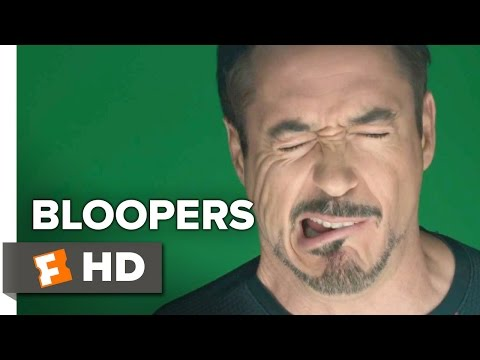 Avengers: Age of Ultron Blooopers 2 (2015) - Superhero Movie HD