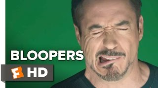 Avengers: Age of Ultron Blooopers 2 (2015) - Superhero Movie HD