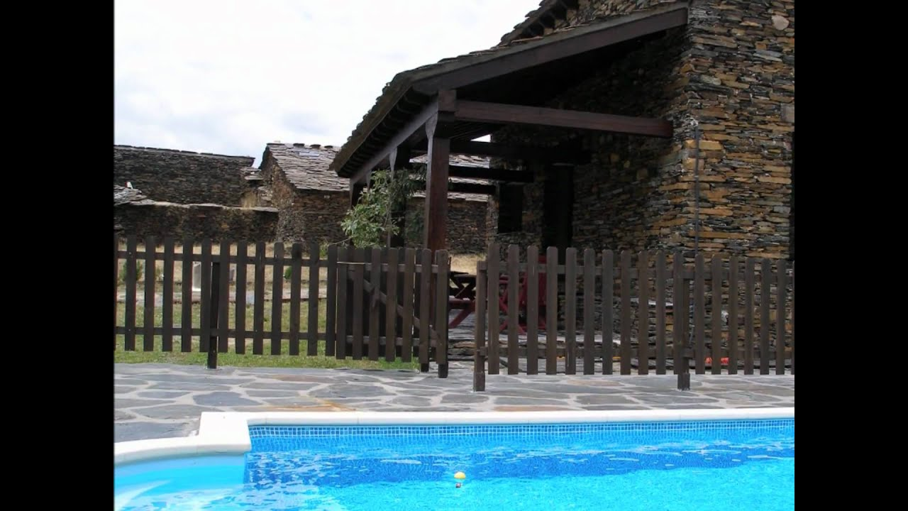 casas rurales de guadalajara con piscina youtube