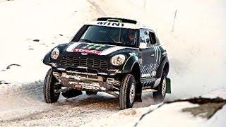 Mini Countryman JCW ALL4 Dakar 2013 Videos