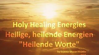 Life Healing & Coaching - Kerstin Sharan'Nojella - Heilende Worte