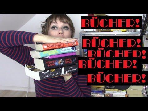 asmr-|-bücher-|-ramble-|-soft-spoken-|-german-|-deutsch