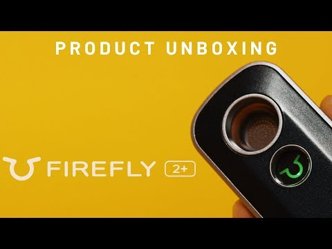Firefly 2+ [PRODUCT UNBOXING] Premium Portable Vape for Concentrate and Dry Herb