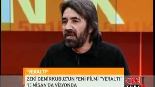 Zeki Demirkubuz yeni filmi Yeraltı ile 5n1k'da