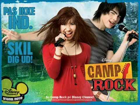 Allan Hyde & Sine - Den Jeg Er (Camp Rock)