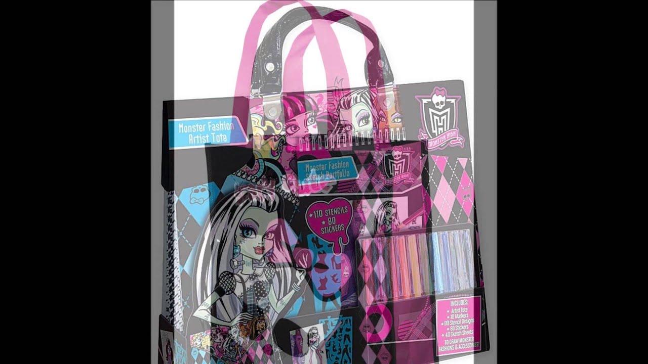 Большой выбор аксессуаров, клатчей, школьных рюкзаков, кошельков и сумок с монстр хай для девочек в интернет-магазине www. Berito. Ru в москве.