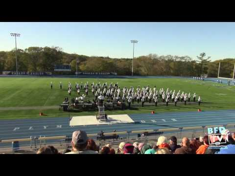 UMASS Lowell Marching Band @ 2016 MICCA Finals - BFDTV