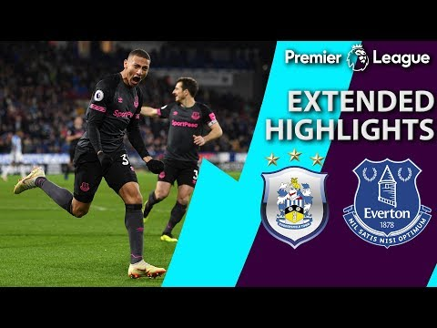 Huddersfield v. Everton | PREMIER LEAGUE EXTENDED HIGHLIGHTS | 1/29/19 | NBC Sports
