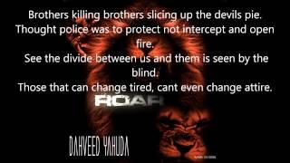 Dahveed Yahuda- Roar