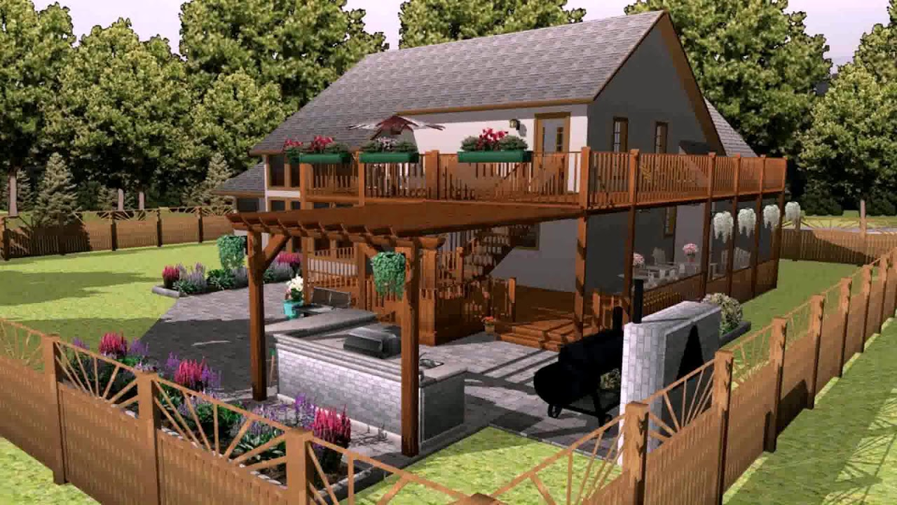 3d Landscape Design Software Free Download Full Version Youtube