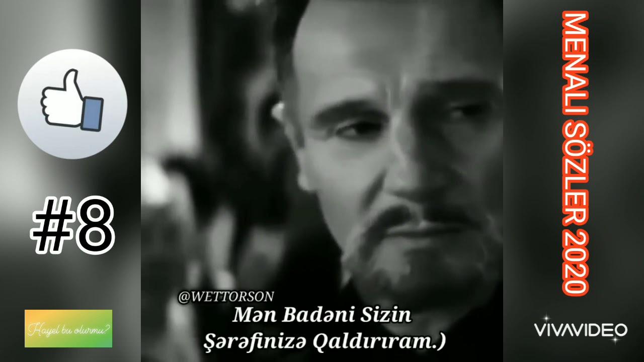 Qizi Pert Eledi Menali Sozler 10 By Hayel Bu Olurmu