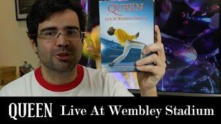 live At Wembley 86:  Mais  Um Show épico Do Queen | Show | Alta Fidelidade